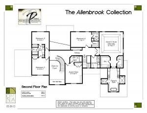 Allenbrook web 2003